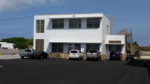 Bldg 633 CSMS1 Shop Office