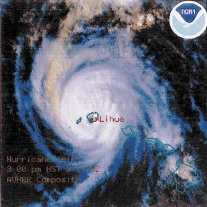 19920911 Hurricane Iniki