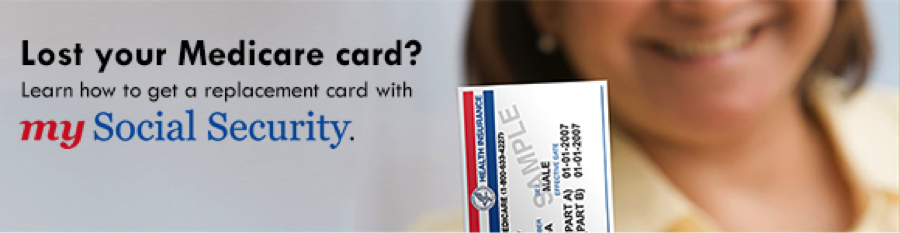 Medicare Card Replacement | Retiree News