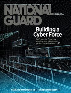 National Guard OCtober 2015