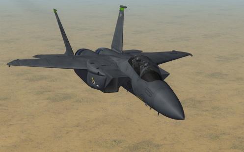 F15 Silent Eagle