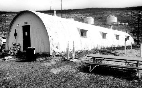 Pōhakuloa Training Area Quonset Huts