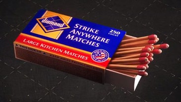 strike-anywhere-matches