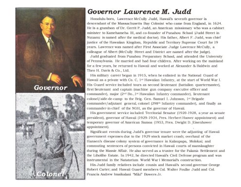 Lawrence Judd