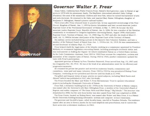 Walter Frear