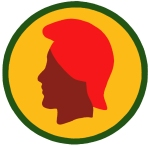 Hawaii Army National Guard warrior logo