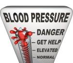 hypertension blood pressure elevated dangerous Level