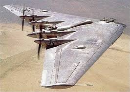 "XB-35 ""Flying Wing"