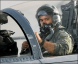 Mongo about to start a F-15 mission