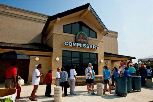 commissary