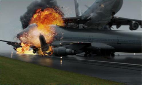 747-collision