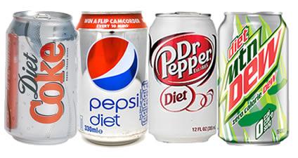 health risk of dringk diet soda