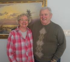 Joyce and Ken Wicks