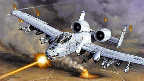One Of These Experimental Aircraft Replace The Legendary A 10