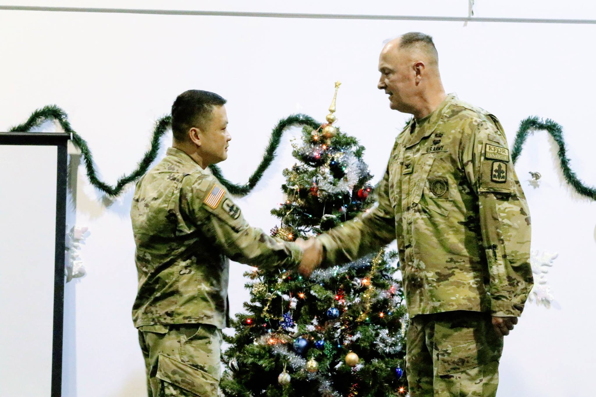 LTC Loren Penney Promoted to Colonel | Retiree News