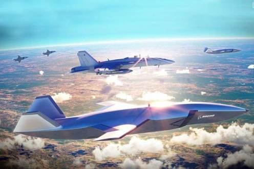 Drill Press Guard >> Boeing Unveils Fighter Drone that Could Play Wingman to Manned Jets | Retiree News