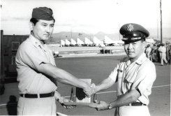 1969 HIANG Attendance Trophy ceremony 2